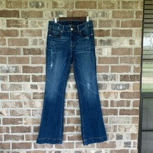 Seven7 Sexy Flare Jeans Size 6